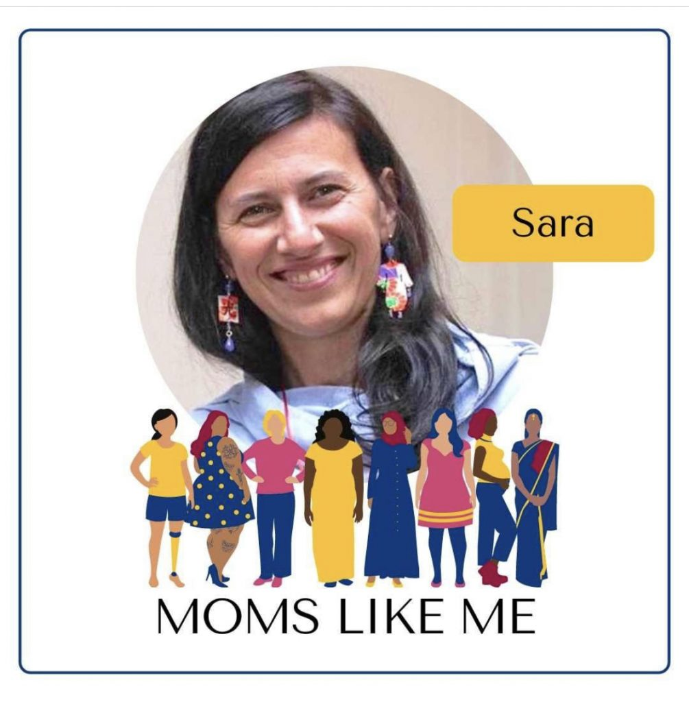 sara and other moms